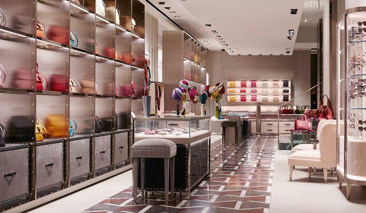 La nuova campagna gucci gift 2018 scattata da petra for Store design milano