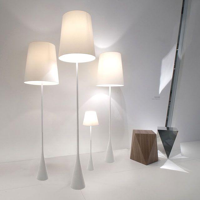 lampes pascal mourgue pascal mourgue cinna mobilier contemporain luminaire pinterest. Black Bedroom Furniture Sets. Home Design Ideas