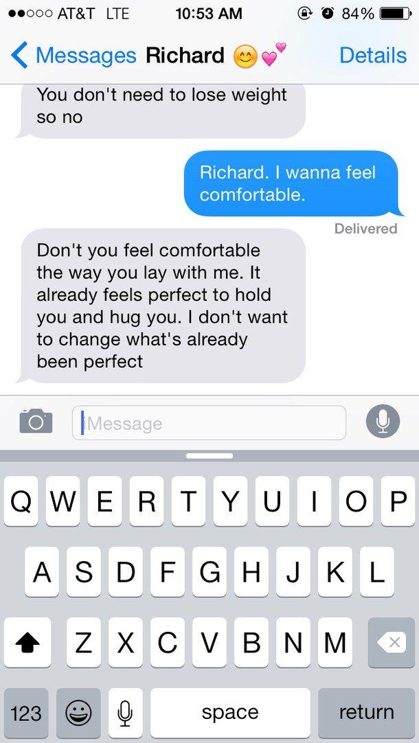 25 melhores ideias de texto para namorada chorar no