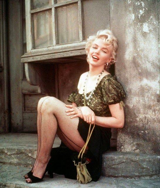 todos los días de la vendimia: Fotos hermosas de Marilyn Monroe por Milton H. Greene