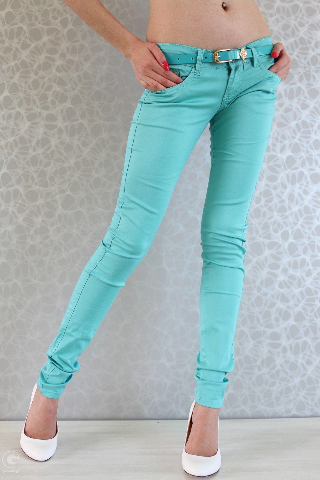 7ce40c1bcd9 Дамски панталон Дина | Дамски дънки | Pants, Skinny Jeans, Jeans