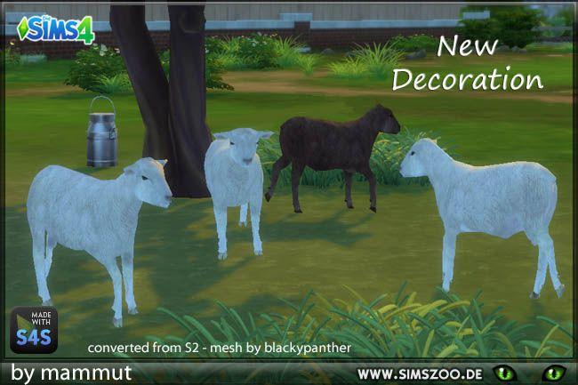 sims 4 farm animals mod