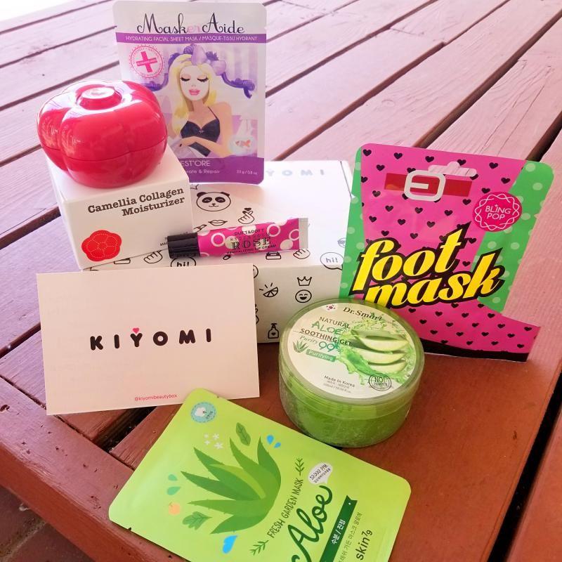 Kiyomi Subscription Box Review June 2019 Beauty Box Subscriptions Skincare Subscription Box Subscription Box Review