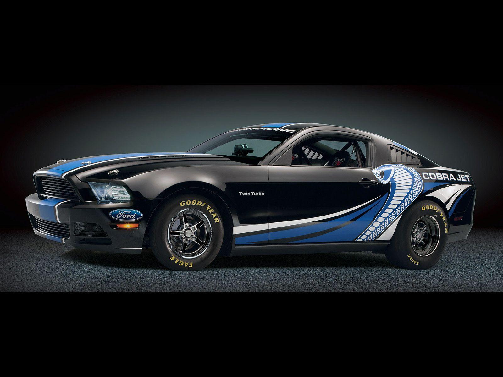 2012 Ford Mustang Cobra Jet Twin Turbo Concept Studio 1
