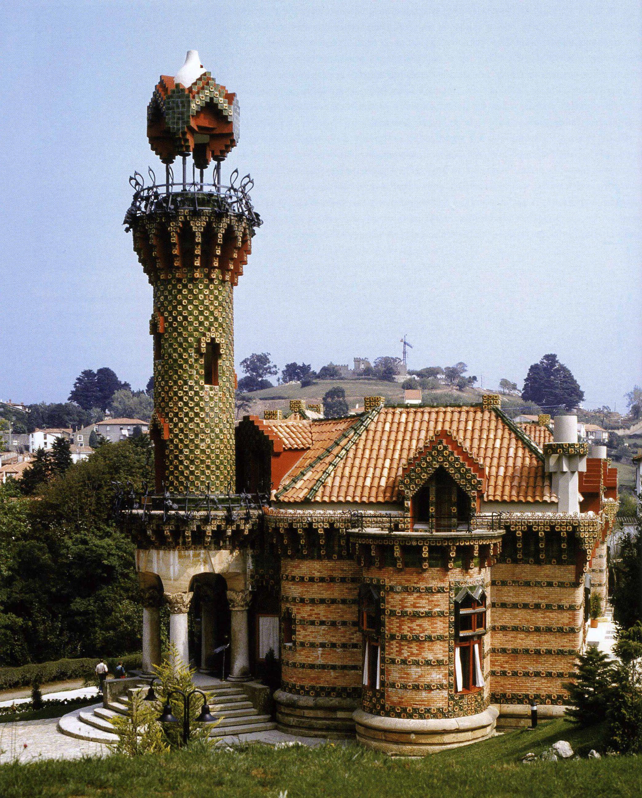 El Capricho - Architecture of the World | Gaudi ...