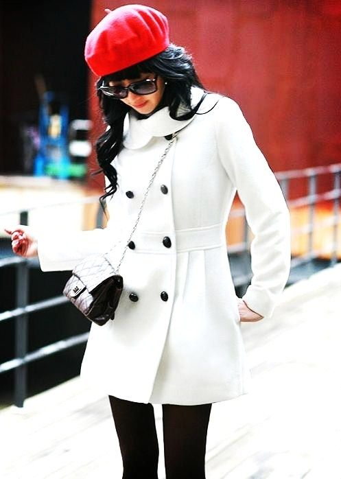 7 Ways to Wear White after Labor Day ... | Pea Coat