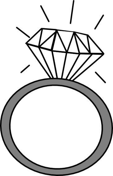 39++ Pink diamond ring clipart info