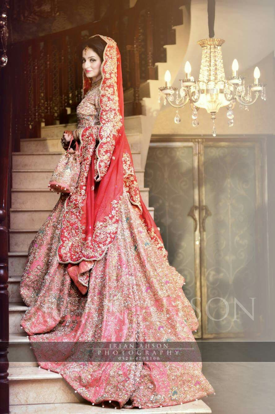 Pin de Kulsum Hamna en Desi Wedding Dresses | Pinterest