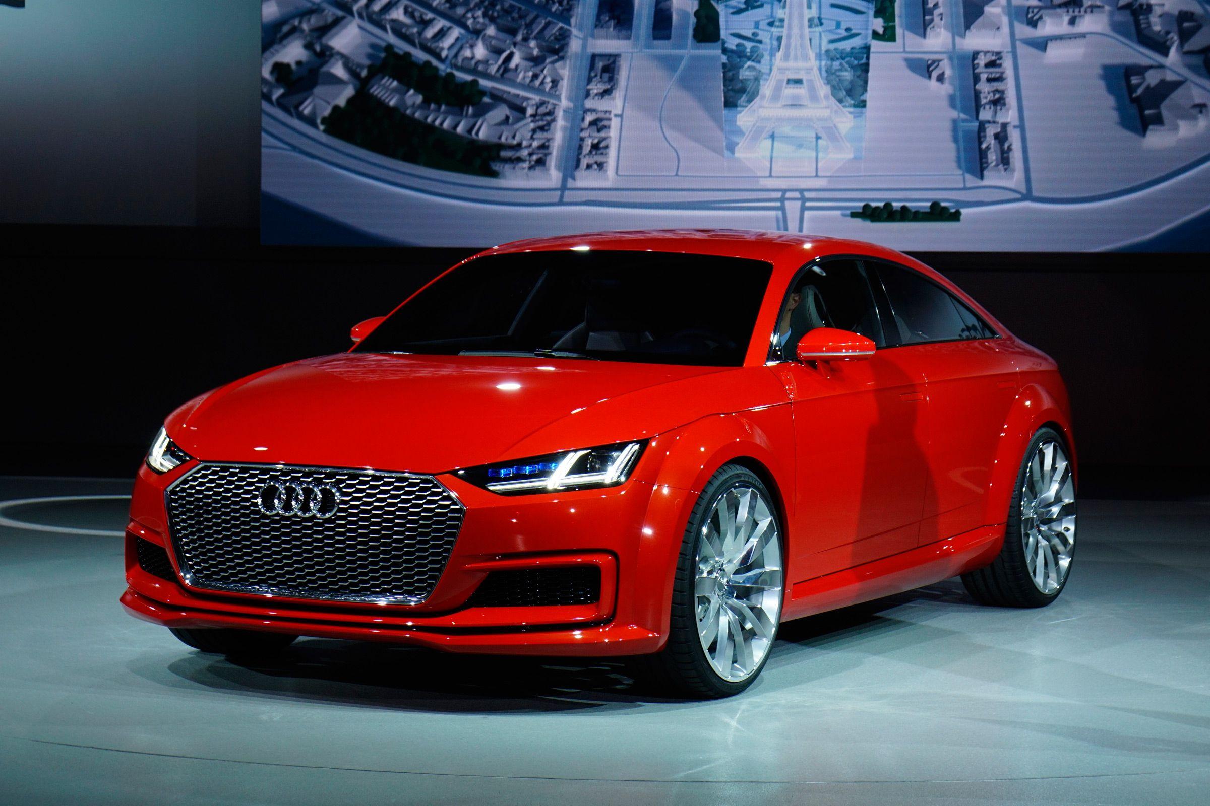 New Cars 2015 Next Year S Most Important Cars Audi Tt Audi Sportback Audi