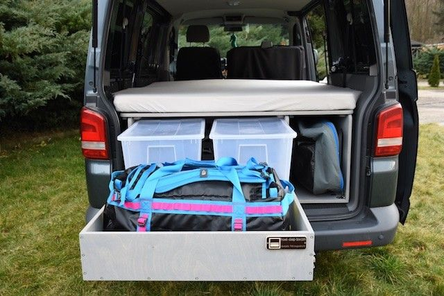 Vw T5 T6 Transporter Travel Sleep Box Camping Pinterest Vw