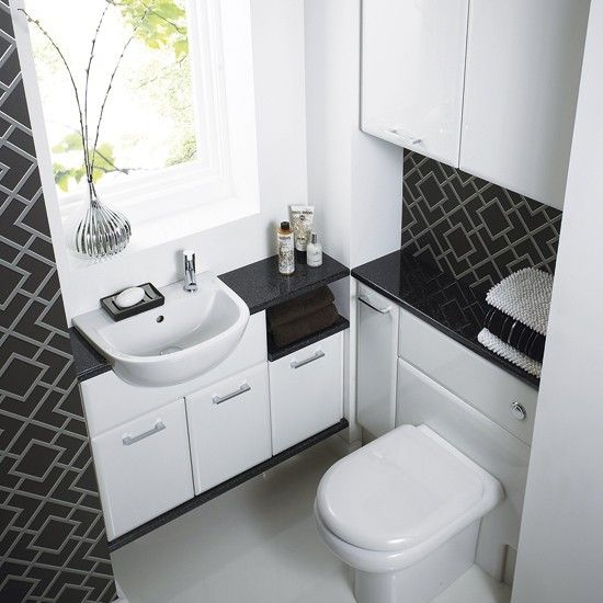 Pacific White Suite From Mereway Bathrooms | Cloakroom Suites   10 Of The  Best | Housetohome