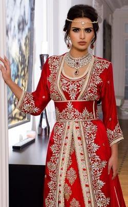Robe de soirée vous propose une large gamme du caftan moderne 246c7401d7b