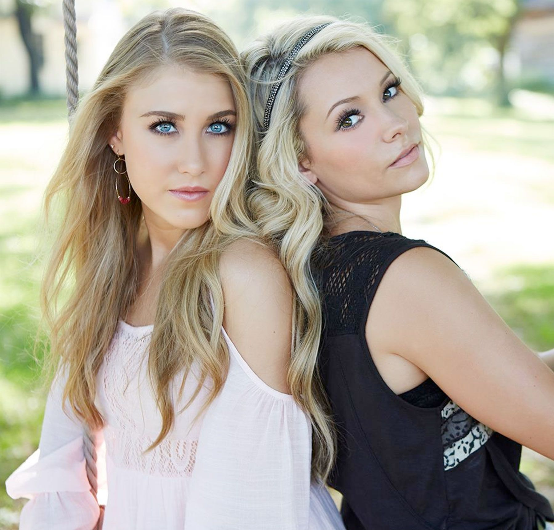 Maddie & Tae Fire a Shot at 'Bro Country' Maddie & tae