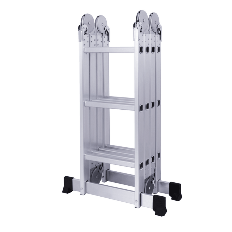 Buy Equal S Aluminium Multipurpose Super Ladder At Best Price Foldingladder Foldableladder Folding Foldable Aluminium Ladder Ladder Telescopic Ladder