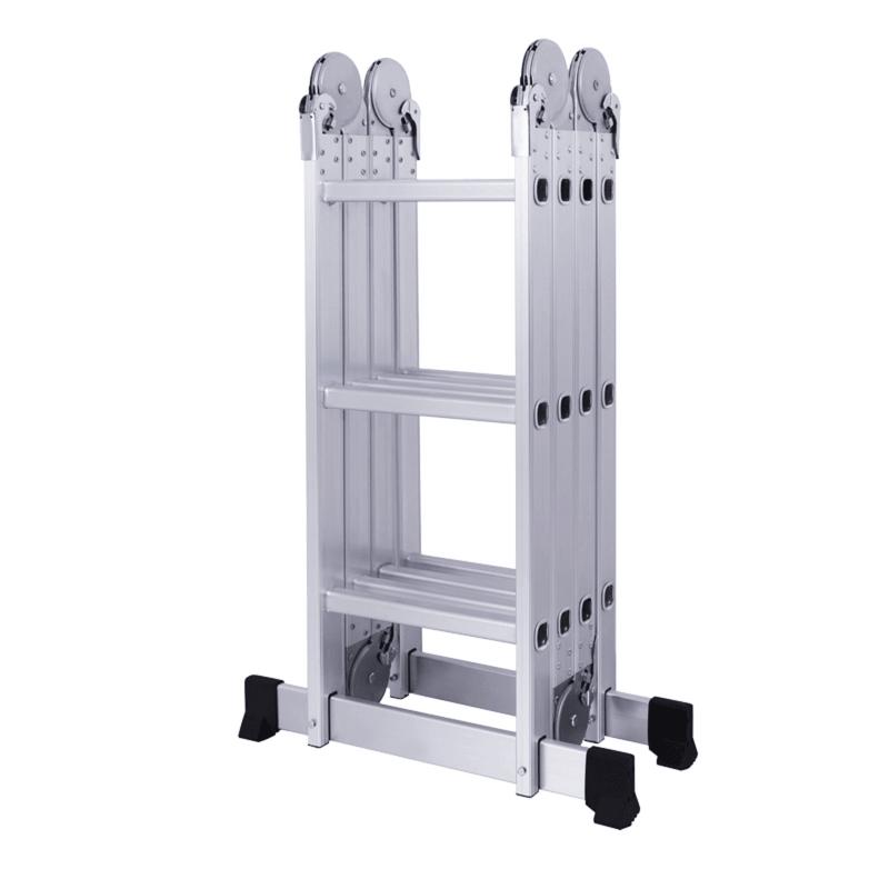 Buy Equal S Aluminium Multipurpose Super Ladder At Best Price Foldingladder Foldableladder Folding Foldable Aluminium Ladder Ladder Telescopic Ladder