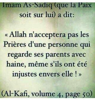 As Sadiq Al Kafi V4 P 50 Paroles Religieuses Pensées