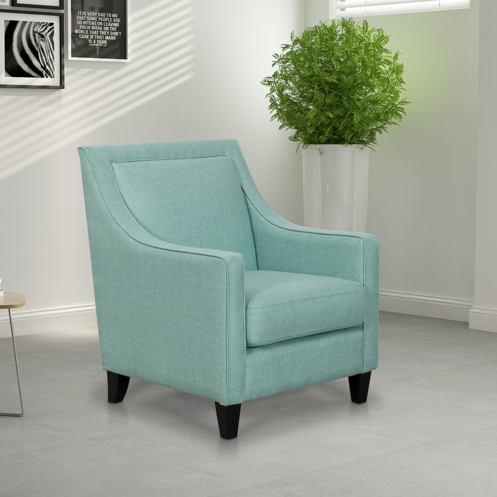 John Boyd Upholstered Accent Chair Products In 2019