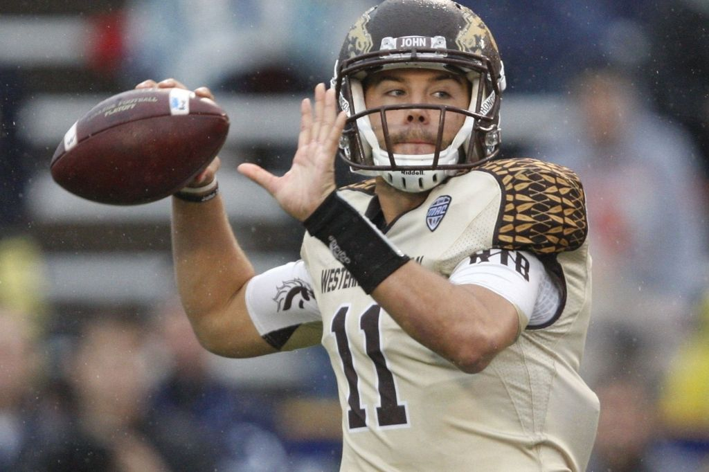 Bahamas Bowl 2015 Middle Tennessee vs. Western Michigan