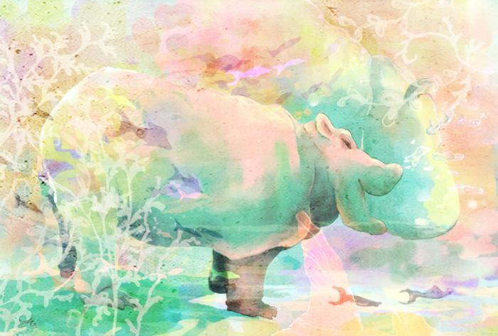 水中華馬むらいさんのギャラリー「動物」(1)より2011年05月20日 22:38 投稿のアートライフ 使い方 YuKi さん CJ3 アカウントでログイン中  1  作品画像サイズ     S     M     F      ブラボーシール表示   ...
