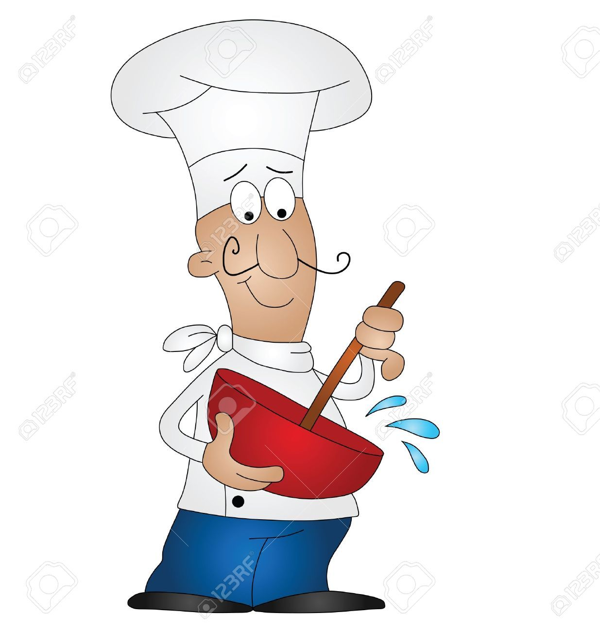 Image result for cartoon chef | Clay\'s Cooler | Pinterest | Koch ...