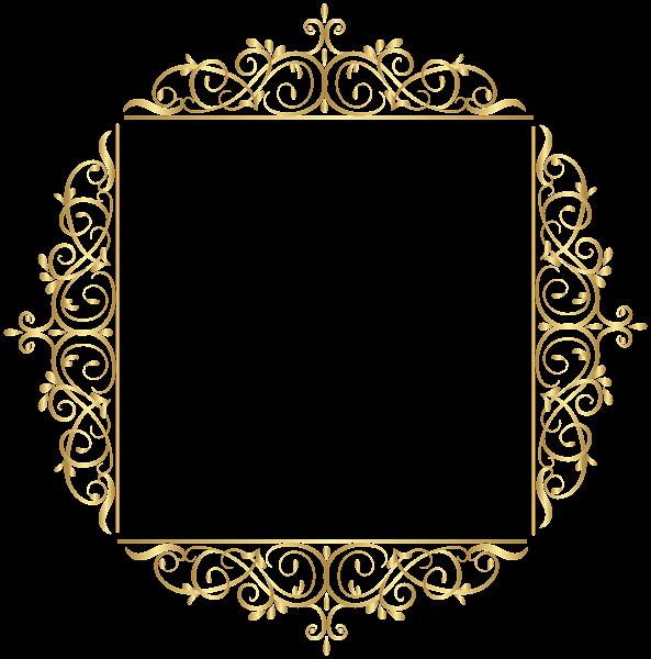 Pin By Tulip On ايطار ذهبي Clip Art Frame Decor Frame
