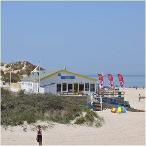 Des moules, la Zélande et une cabine de plage à Kamperland (NL)
