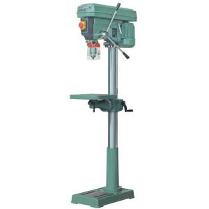 General International, 17 in. Floor Drill Press with Regular Chuck, 75-200RC M1 at The Home Depot - Mobile