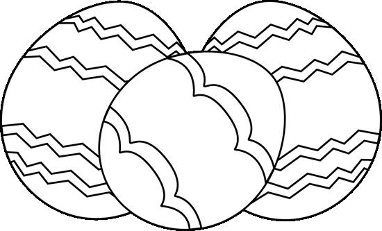 27+ Easter egg images clip art black and white ideas