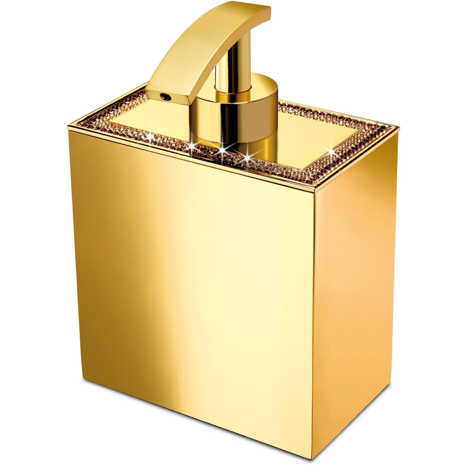 Soap Dispenser W/ Swarovski Crystals | Products, Soap dispensers ...