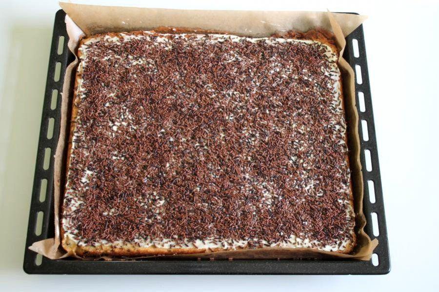 Ameisenkuchen Vom Blech Rezept Ameisenkuchen Kuchen Lebensmittel Essen