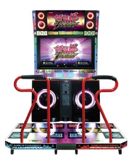 Pump It Up TX 55 Infinity Dance Arcade | Game Room Guys ...