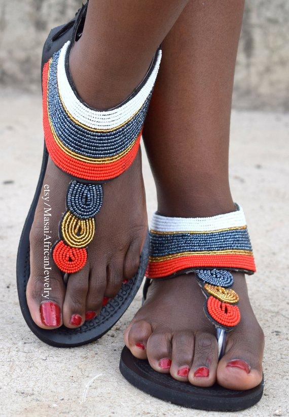 ce97e94cd ON SALE GREEK Sandals
