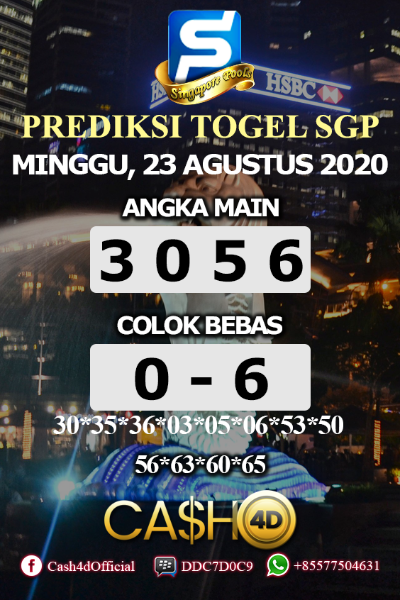 Togel singapore 2019 hari ini keluar hari ini singapura