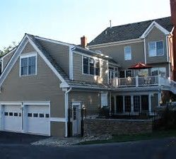 Kentlands Garage Addition Project By Remodeling Contractors - Kitchen remodeling frederick md