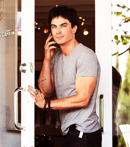 Ohhh Damon.