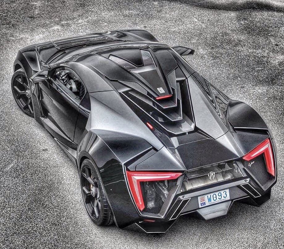 $3.4 Million Lykan Hypersport, 740 Hp, 0 60 In 2.8 Seconds, Top