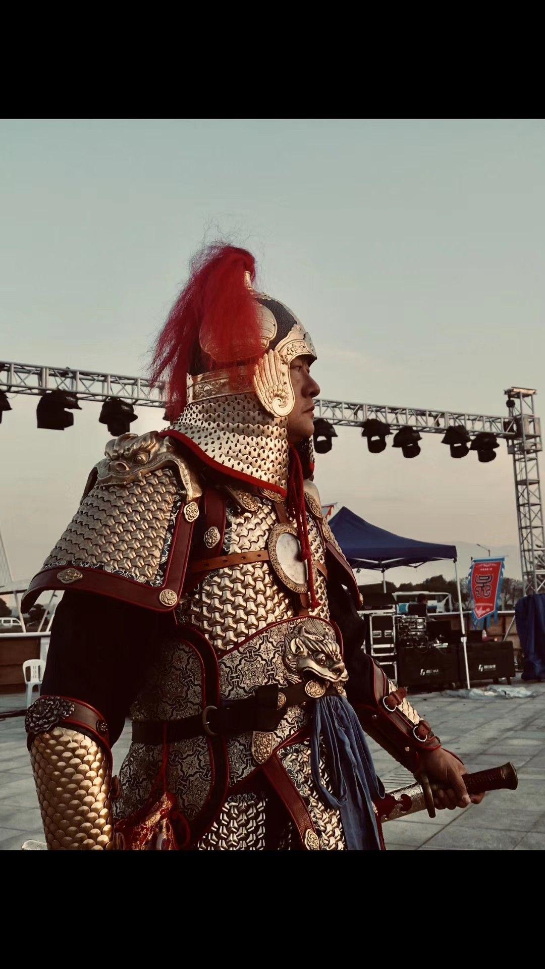 Ming Warriors