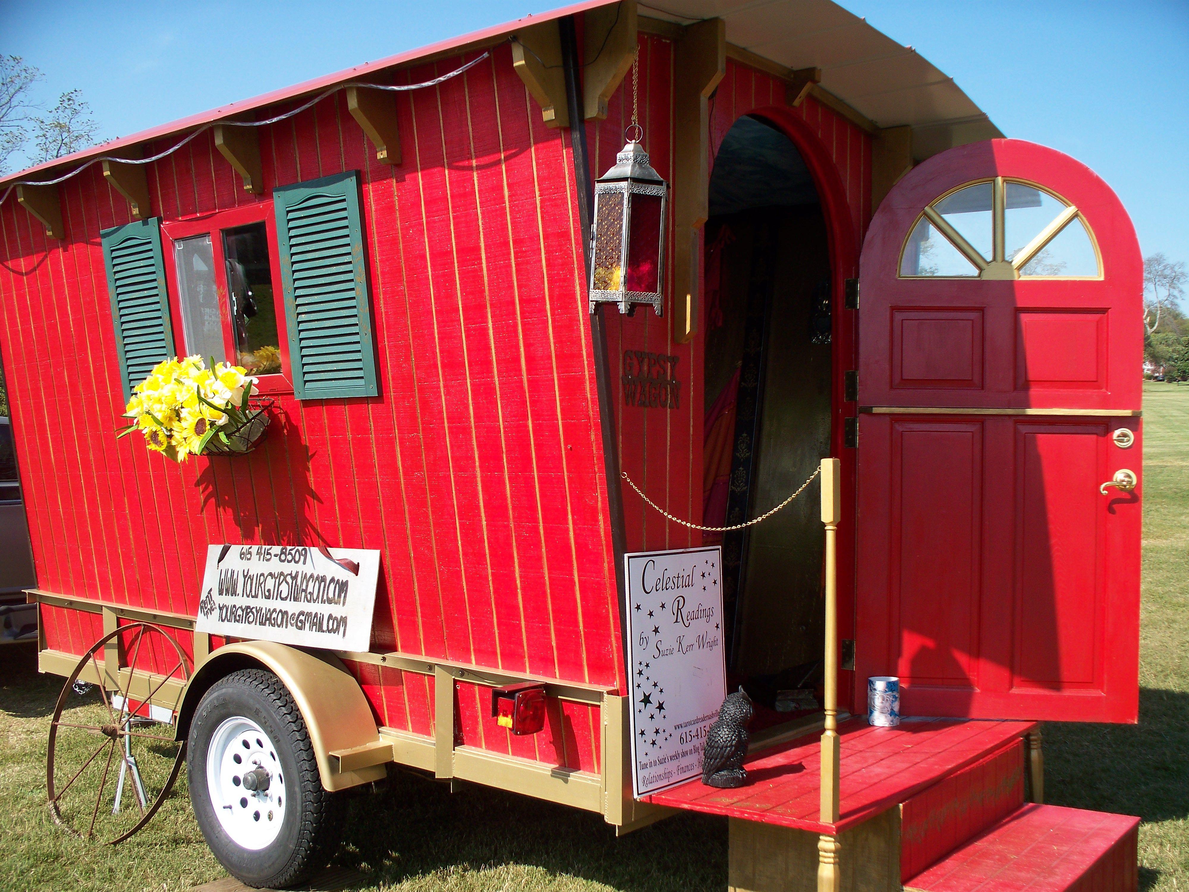 astrogirl12.com » Gypsy Wagon #gypsysetup