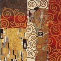Klimt Details (Fullfillment) (foil embossed) By Gustav Klimt
