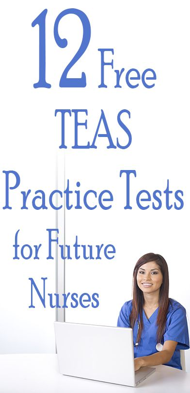 Free TEAS Practice Tests for Future Nurses Nursing school - career test free