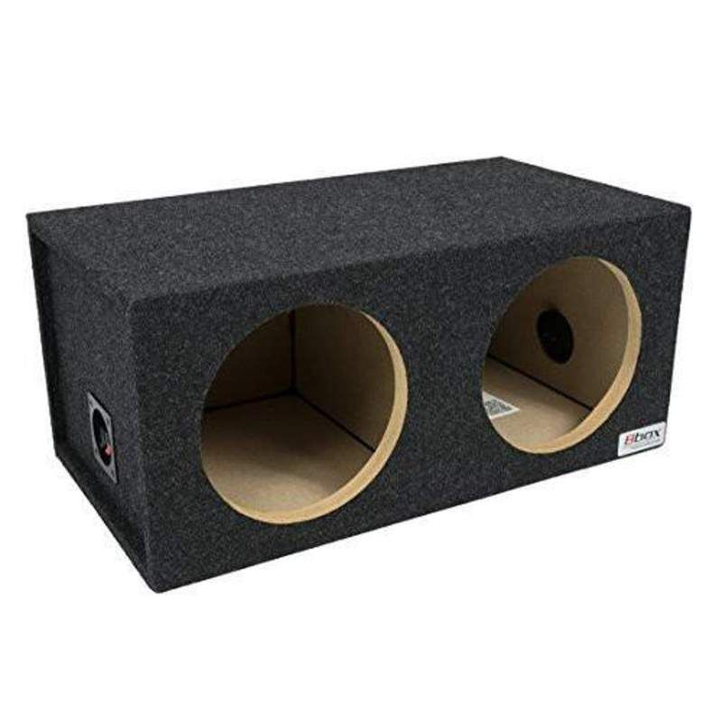 10 Inch Dual Sealed Subwoofer Enclosure Ct Sounds