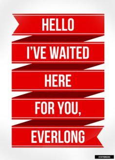 Foo Fighters Lyric Quotes | Rope by Foo Fighters