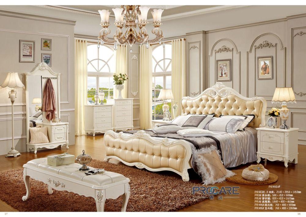 Queen Schlafzimmer Möbel Sets Queen bett, Moderne