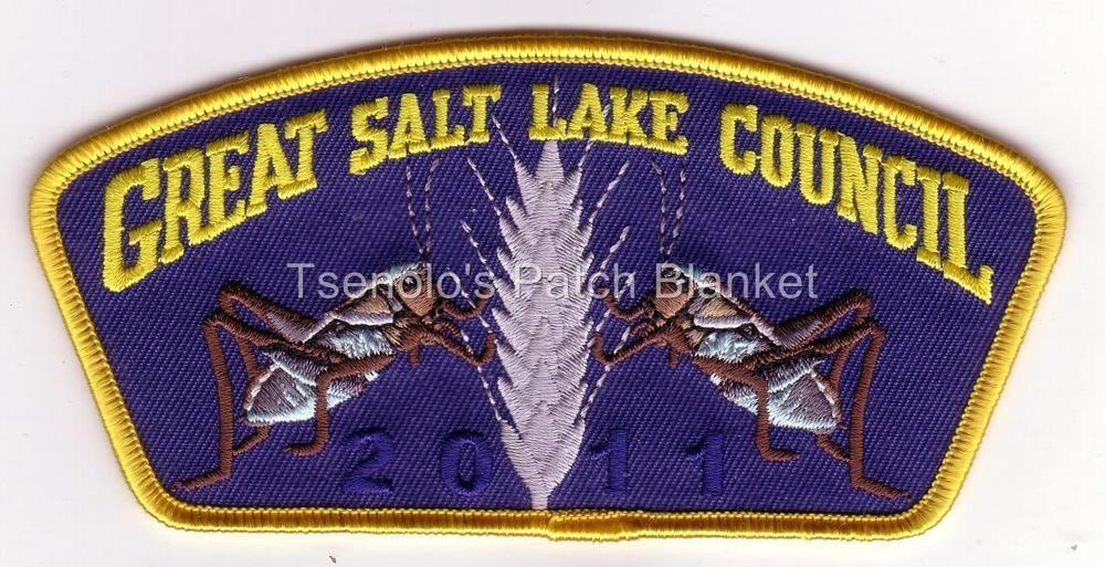MINT CSP Great Salt Lake Council S-78 Utah 2000