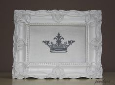 Penelopis' cross stitch freebies: Crown / Crown ...
