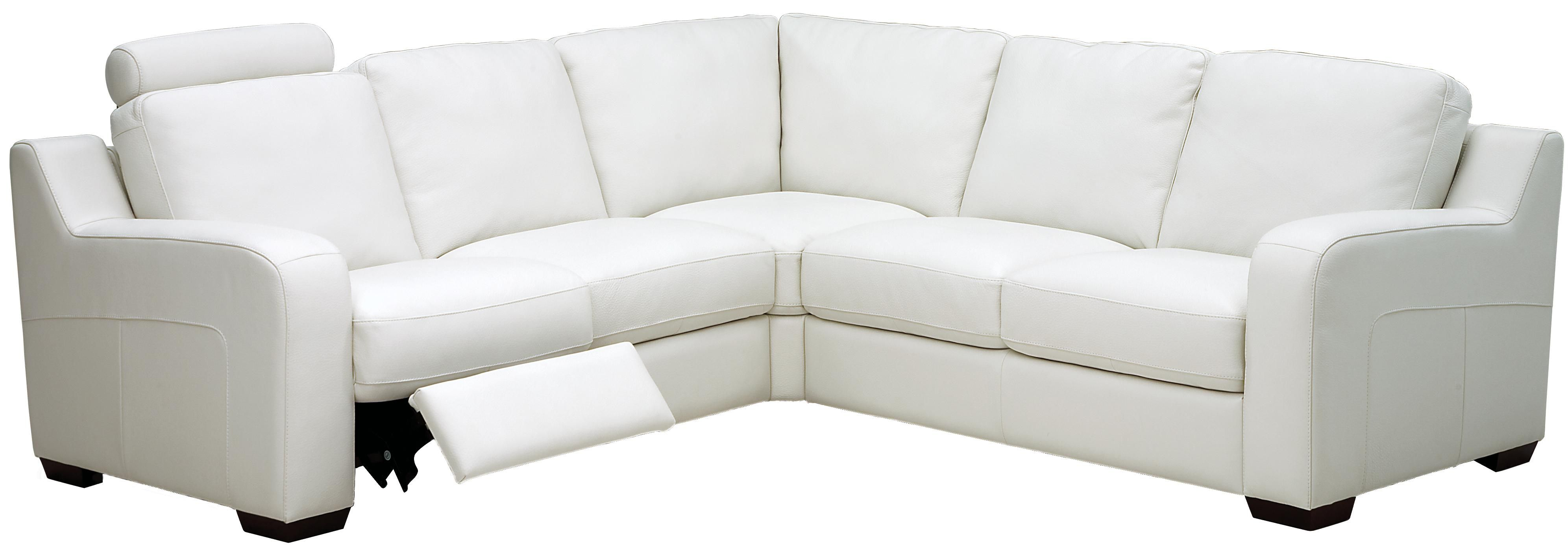 pause modern reclining sectional sofa by palliser u sofaer laeder flex close to right