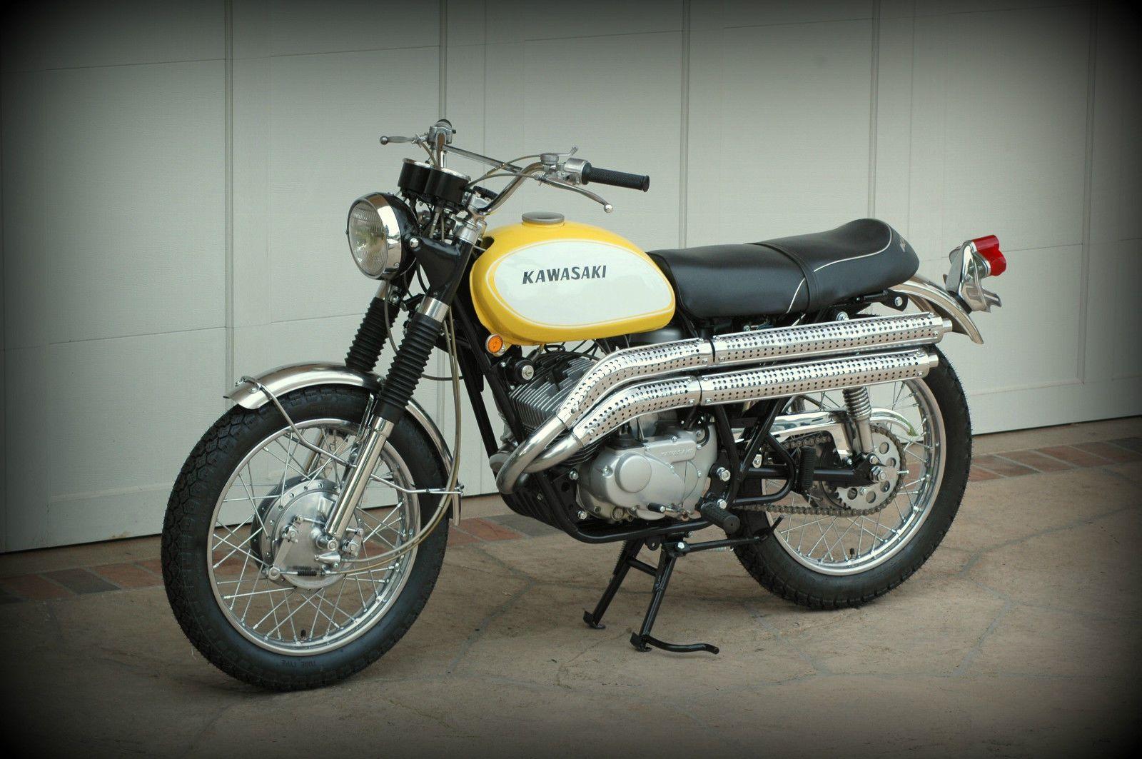 1969 Kawasaki A7SS Avenger 350