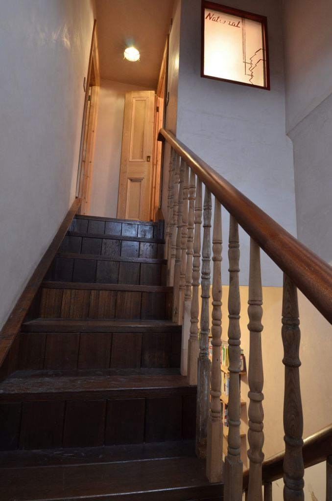 Best Reclaimed Teak Staircase 5 Bed House House Stairs 400 x 300