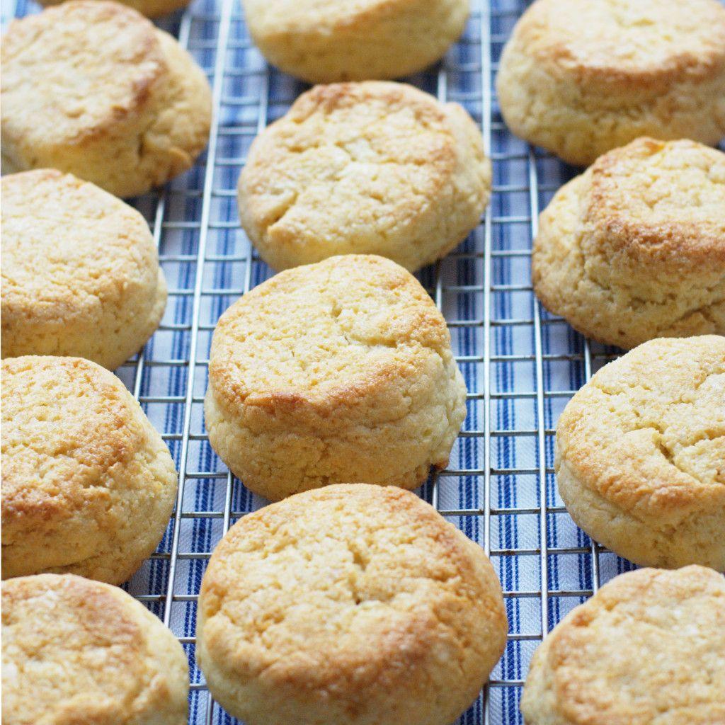 Almond Flour Scones | Low Carb Sisters