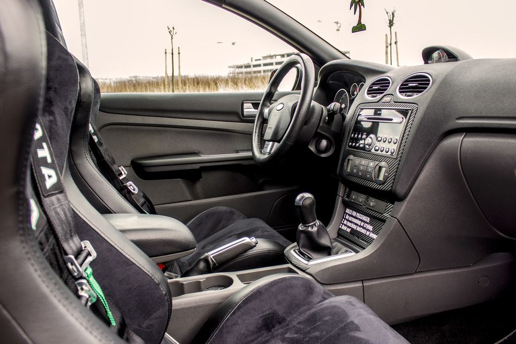 Amazing Interior Ford Focus St Mk2 Ford Focus St Ford Focus Ford